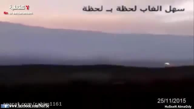 انتقام روسیه-سوریه-عراق-داعش