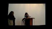 سخنرانی ملیکا رضائیان
