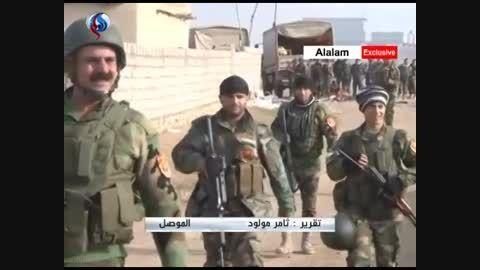 فرار داعش از مناطق جنوبی موصل