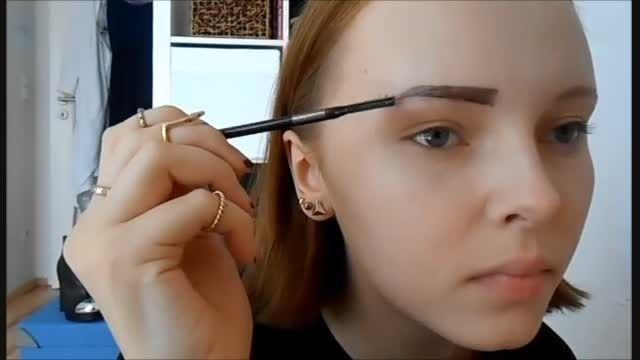 چند مرحله آرایش تا زیباتر شدن