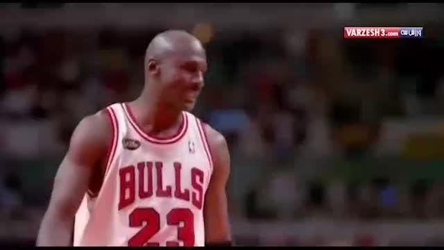 مستند زندگی مایکل جردن اسطوره بسکتبال