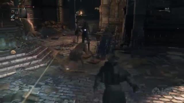 ویدئو: با سلاح های موجود در Bloodborne آشنا شوید