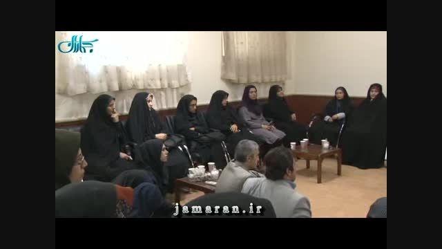 در جمع خبرنگاران خبرگزاری ایسنا و به مناسبت روز خبرنگار