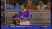 فرانسه 3-0 آفریقای جنوبی 1988
