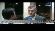 شب تاریخی برای ورزش ایران