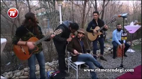 دورهمی ستاره های سریال شهرزاد به میزبانی شهاب حسینی