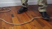 برش طناب با طناب (ترفند بقا 12)