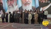 تجدید میثاق شوراهی هماهنگی با آرمان های حضرت امام (ره)