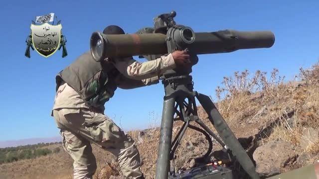 این هم موشک تاو که ترکیه انداخت به سعودی دانه 100000دلا
