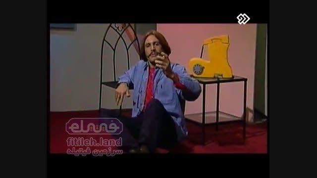 فیتیله 1394/07/02 - 07 - نماهنگ بازیگر