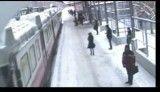 اقدام به قتل در ایستگاه قطار