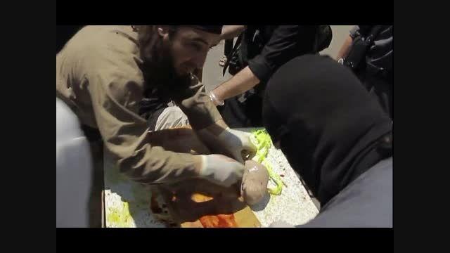 داعش شهروندان سوری را با «ساطور» مجازات کرد