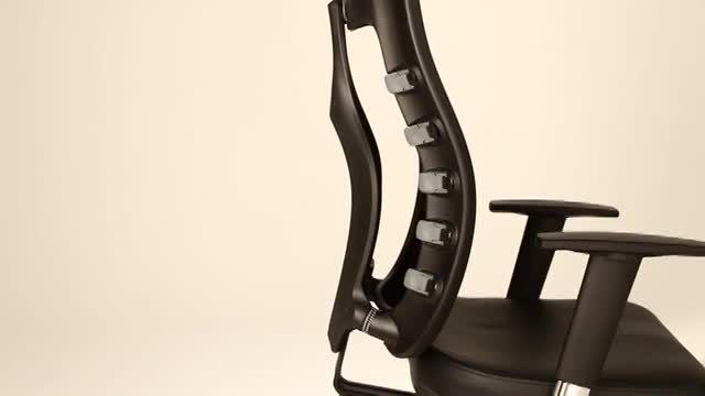 طراحی ارگونومیک صندلی