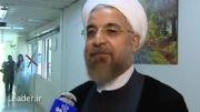 یزدان نیوز: مصاحبه رئیس جمهور در خصوص وضعیت رهبر انقلاب