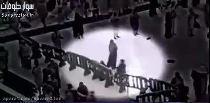 حادثه دلخراش سقوط جرثقیل و کشته شدن زائرین کعبه!