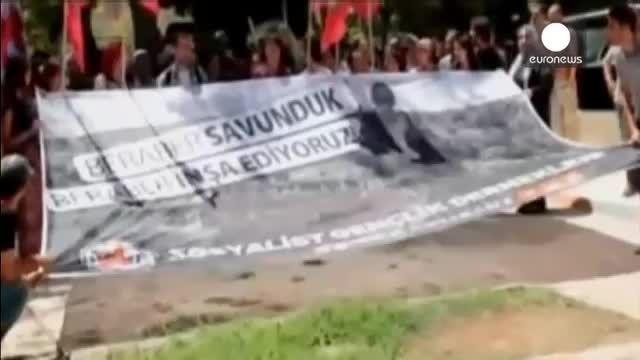 مقامات ترکیه: عامل انفجار انتحاری در سوروچ شناسایی شد