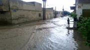 آب گرفتگی در خیابان های حصیرآباداهواز