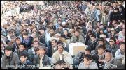 کوئته: سخنرانی یک جوان هزاره در دومین روز تحصن هزاره ها