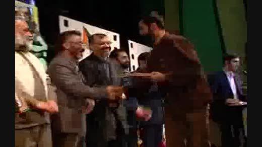 برگزیدگان جشنواره فیلم عمار