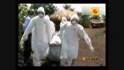 ابولا در قلب شیوع مرگبار