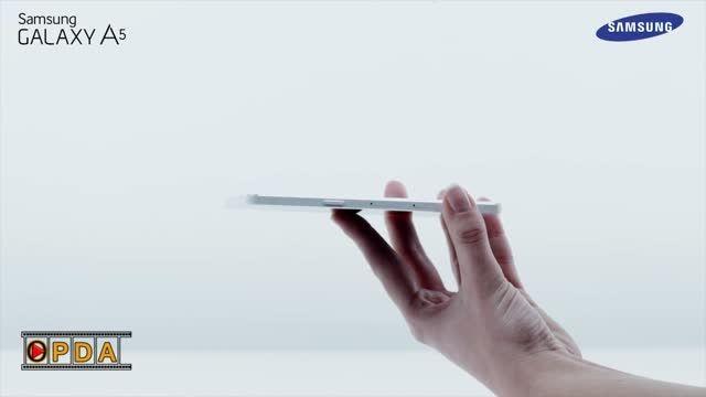آموزش قرار دادن سیم کارت داخل گوشی های سری A گالاکسی