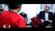 گفتگو با شاهین کوچولو با حضور ریما رامین فر و امیر جعفری