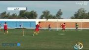 گزارشی از اردوی تیم ملی امید در کیش
