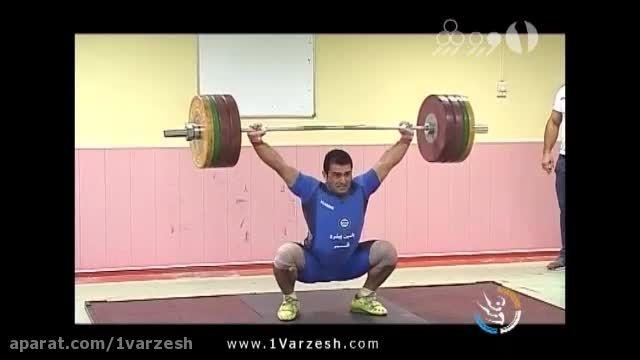 اعزام ترکیب ناقص تیم ملی وزنه برداری به مسابقات جهانی
