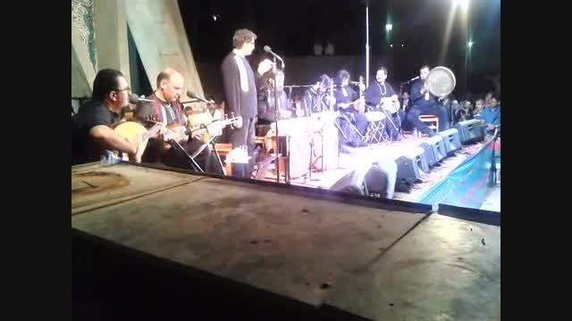 اجرای بزرگداشت خیام با بزرگ مردی به نام شوالیه موسیقی