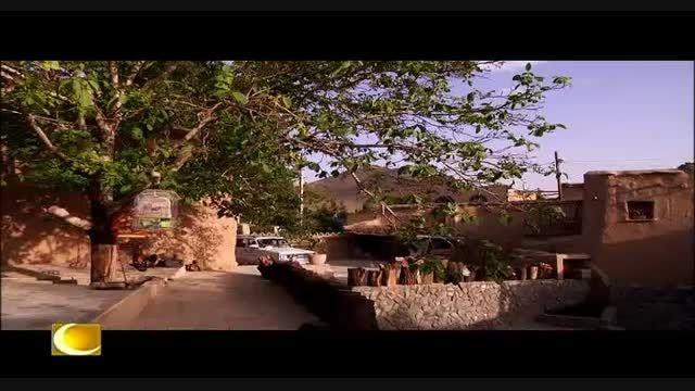 دهکده گردشگری عباس برزگر-پشتکار ازشغل نمکی تا این دهکده