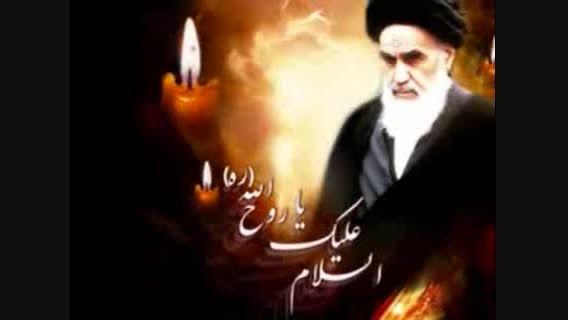 امام خمینی شما جوان ها بهتر می توانید تهذیب نفس کنید