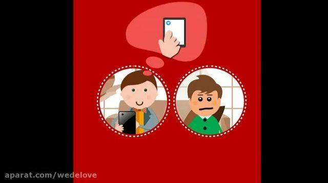 انیمیشن کوتاه کسب درآمد از تلگرام برای سایت«انجام میدم»