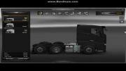 کامیون جدید ولوو FH 16 برای بازی یورو تراک 2