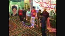 مراسم جشن ولادت حضرت علی(ع) ویژه پدران و پسران انجمنی