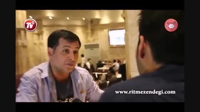 کباب خوری در پاتوق مشهور تهران؛ رستوران شاندیز جردن؛ (م