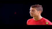 رونالدو برای زدن گل مقابل یونایتد چقدر پرید ؟