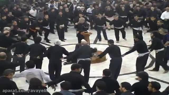 اربعین ۱۳۸۴ - مسجد دهدشتی