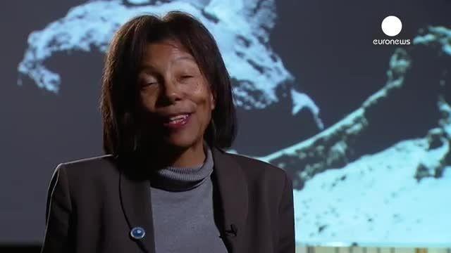 مصاحبه یورونیوز با کلودیا الکساندر، دانشمند برجسته ناسا
