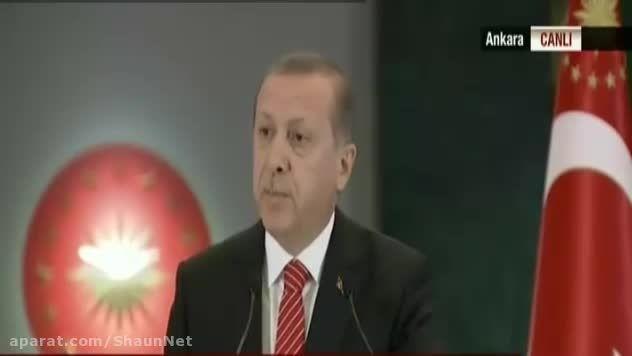 اعتراض ترک ها به رجب طیب اردوغان قطع گاز روسیه به ترکیه