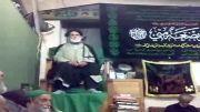 سخنرانی حاج آقای خلیلی (کل عارف عمو) در مسجد متکازین
