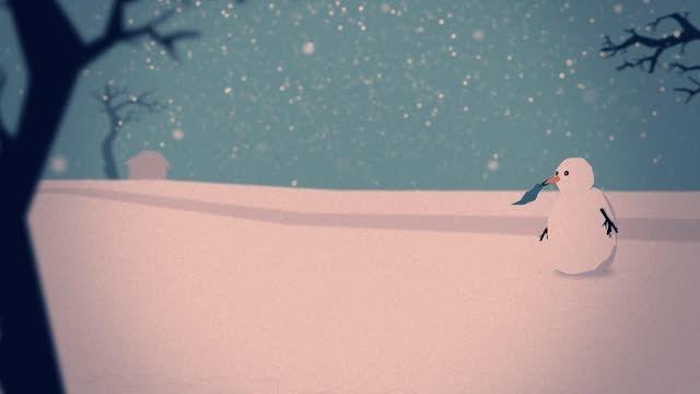 """انیمیشن کوتاه و جالب  """"سه و نیم ثانیه درباره زندگی"""""""