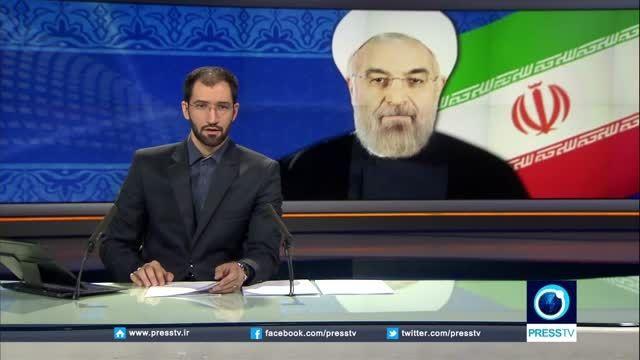 روحانی : ایران به دنبال روابط بهتر با آمریکا بعد از اجر