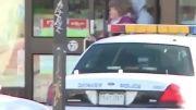 برخورد پلیس امریکا با یک گروگانگیر