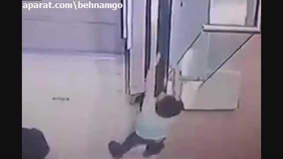حادثه دلخراش برای پسربچه...!