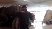 رقص یک پیرمرد 70 ساله!!