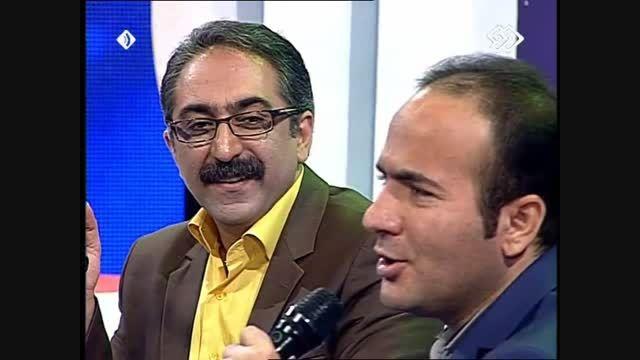 شومنی و استند آپ کمدین خنده دار حسن ریوندی در شبکه 2