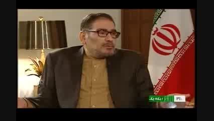 بازجویی از دبیر شورای امنیت ملی هم برای آقایان مهم نیست