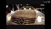 گران ترین خودروی جهان زیر پای شاهزاده سعودی ...!