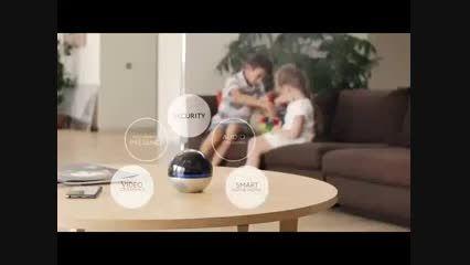 گجتی برای کنترل فضای داخلی منزل از راه دور-امروز آنلاین