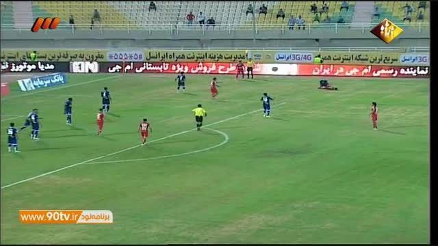 کارشناسی داوری استقلال خوزستان - پرسپولیس
